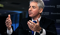 Ackman goes after Herbalife. Again