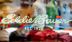 Is Eddie Bauer still for sale?
