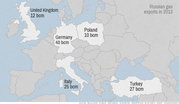Russia-Ukraine gas deal keeps EU warm...