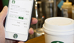 Starbucks' app to allow barista tips