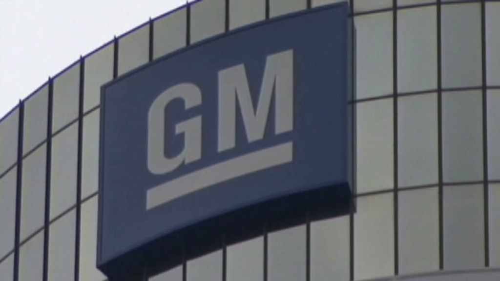 GM's stock is a lemon in 2014