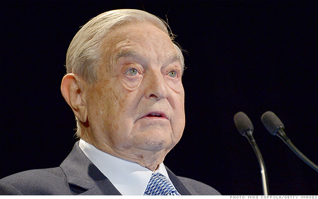 Soros: Ukraine needs EU Marshall Plan