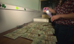 Why pot business deodorizes its cash