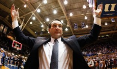 Coach K's $18 million basketball empire