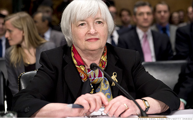 janet yellen fed lookahead