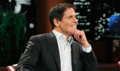 Mark Cuban: 'Shark Tank' helps business