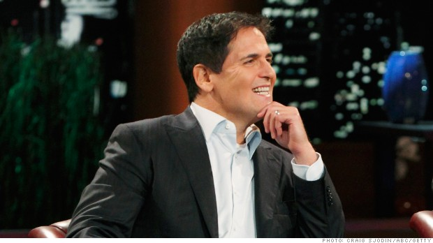 Mark Cuban: How businesses can learn from 'Shark Tank'