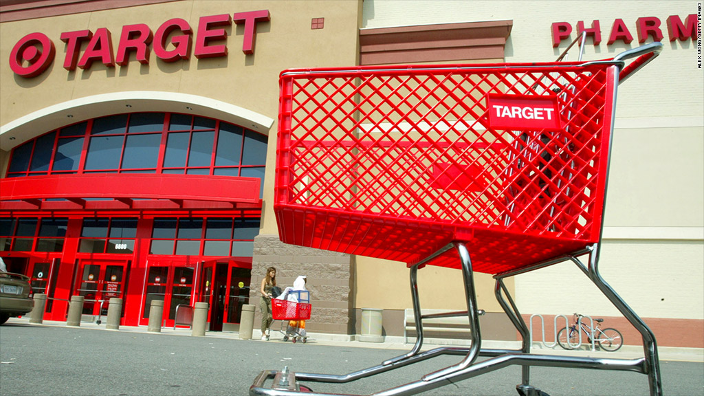 target security breach