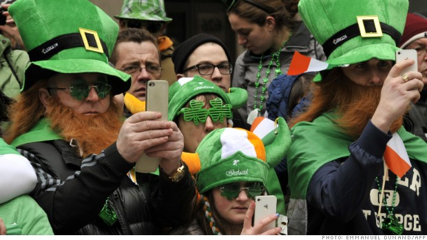 Guinness pulls out of St. Patrick's Day parade