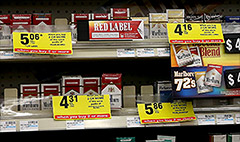 States to pharmacies: Stop selling tobacco