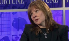 GM's new CEO faces crucial test