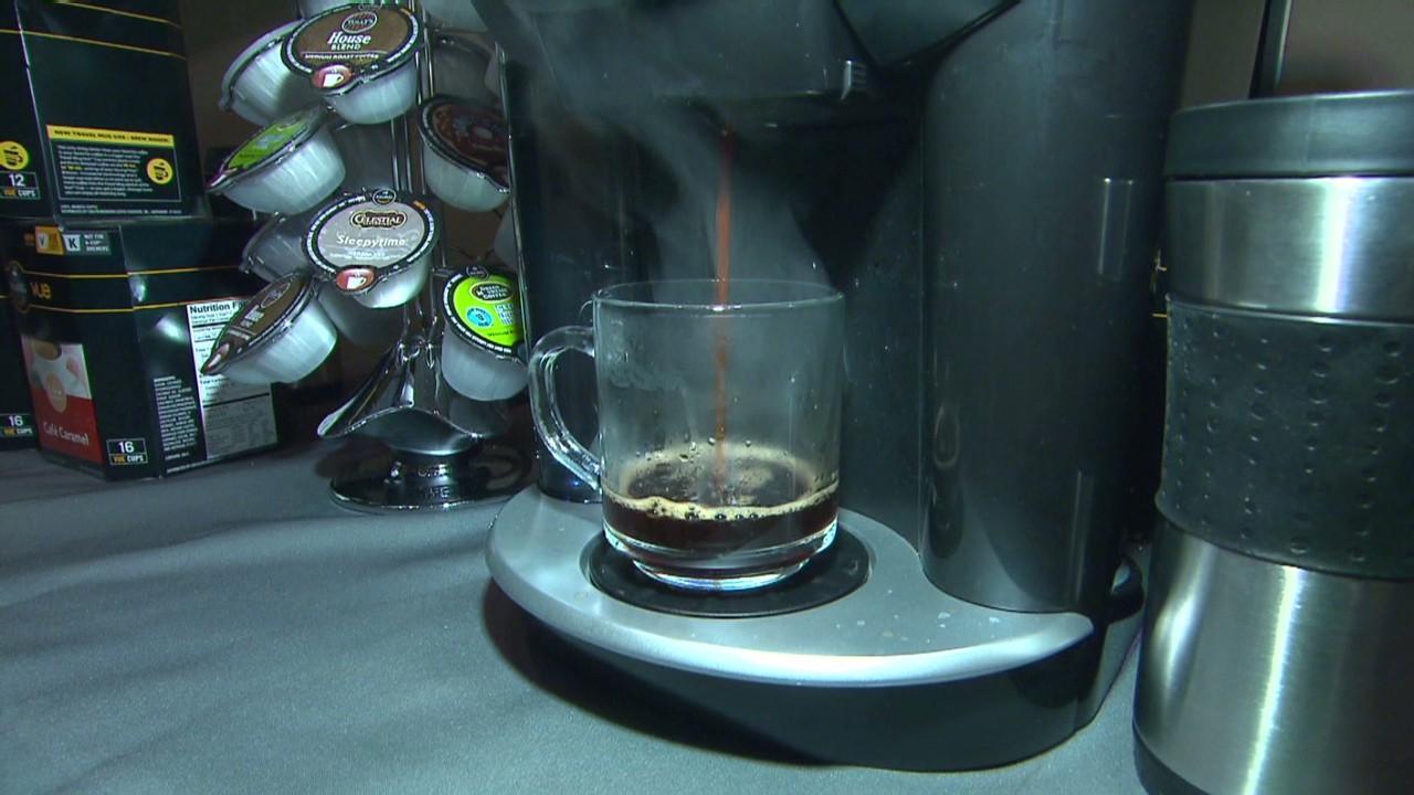 Keurig Coffee Maker Knock Off : Keurig percolates. Up 50% in 2014 - Video - Investing