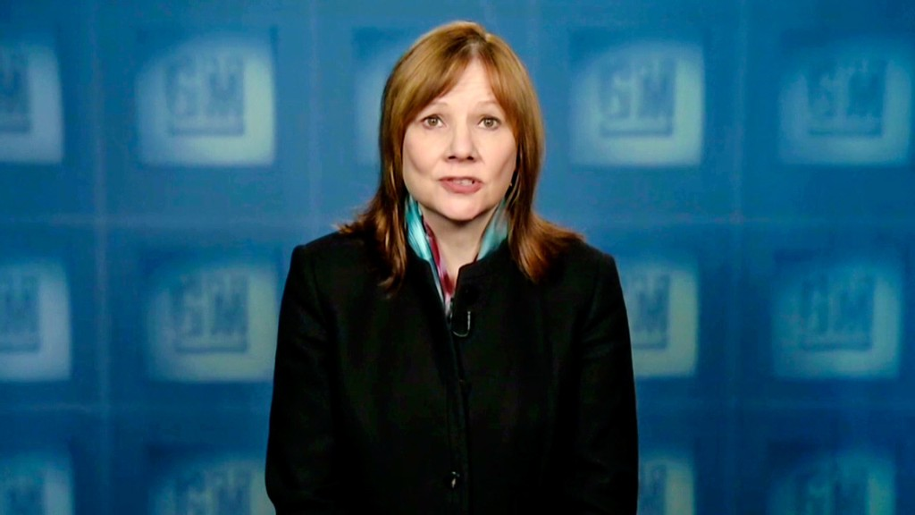 Mary Barra's new GM apology