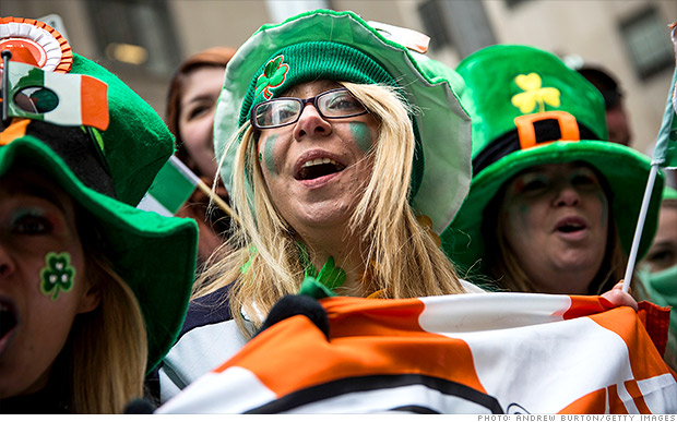 St. Patrick's Day parade boycotts: 'A watershed moment'
