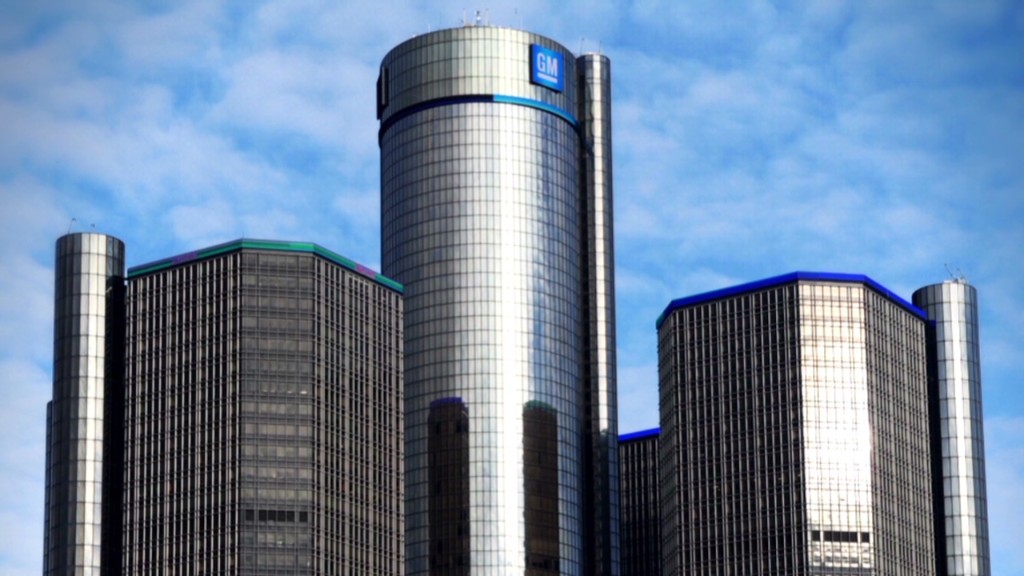 Timeline: What went wrong at GM