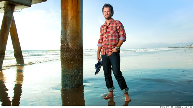 The evolution of Blake Mycoskie