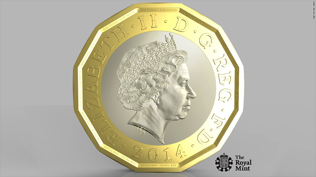 uk pound coin 2