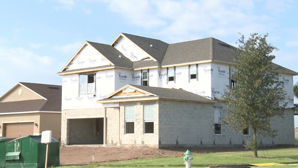 Homebuilder stocks have solid foundation