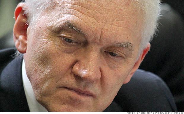 gennady timchenk russia sanctions