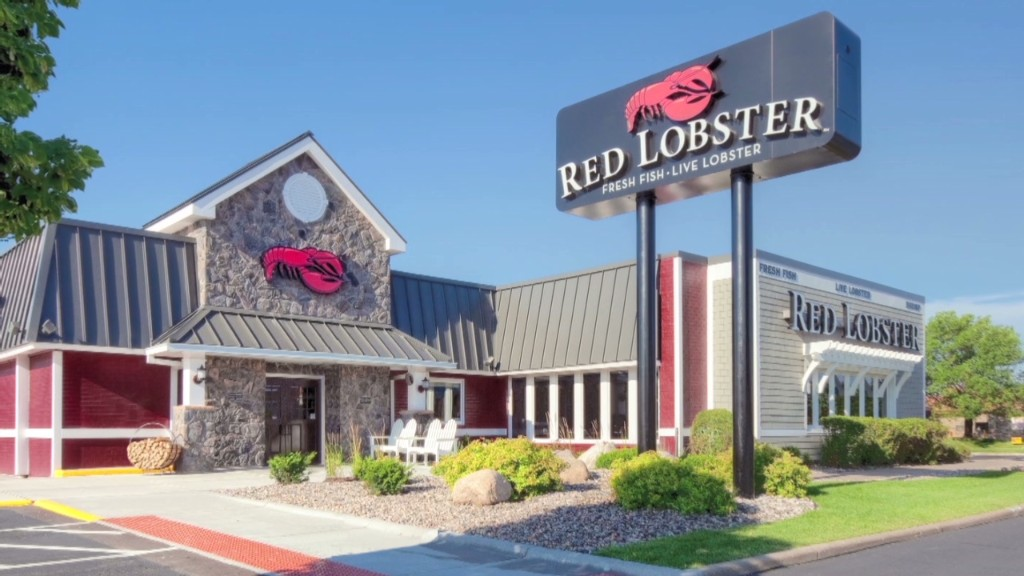 Red Lobster, Olive Garden still a mess