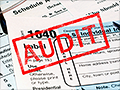 Taxpayers hit with fewer audits