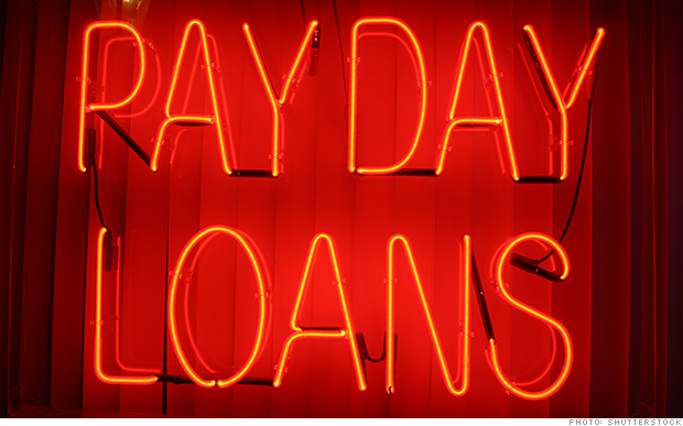 payday loans cfpb report