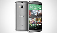 HTC One M8: The most beautiful smartphone