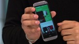 Up close with the new HTC One M8