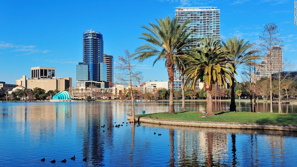 fastest growing metro areas orlando