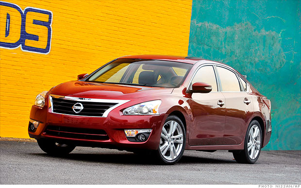 Nissan Recalls 1 Million Vehicles Due To Airbag Flaw Mar