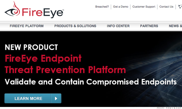 FireEye: hot after Target data breach | The Buzz - Investment and