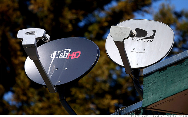 dish network directtv