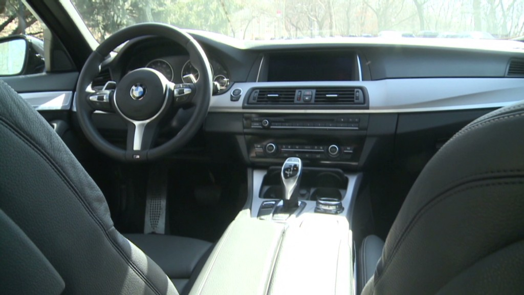 BMW 535d: Serious diesel performance