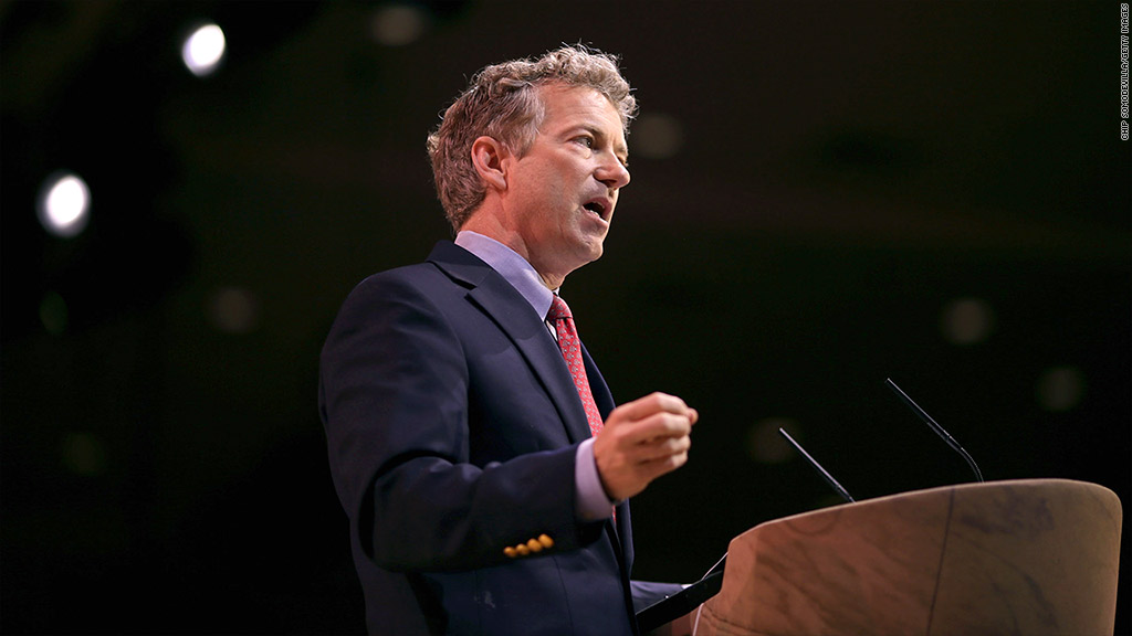 rand paul flat tax proposal