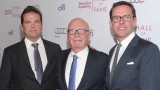 Murdoch lines up sons to take over