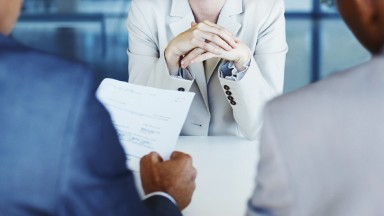 Five steps to ace that job interview