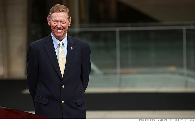 alan mulally pay raise