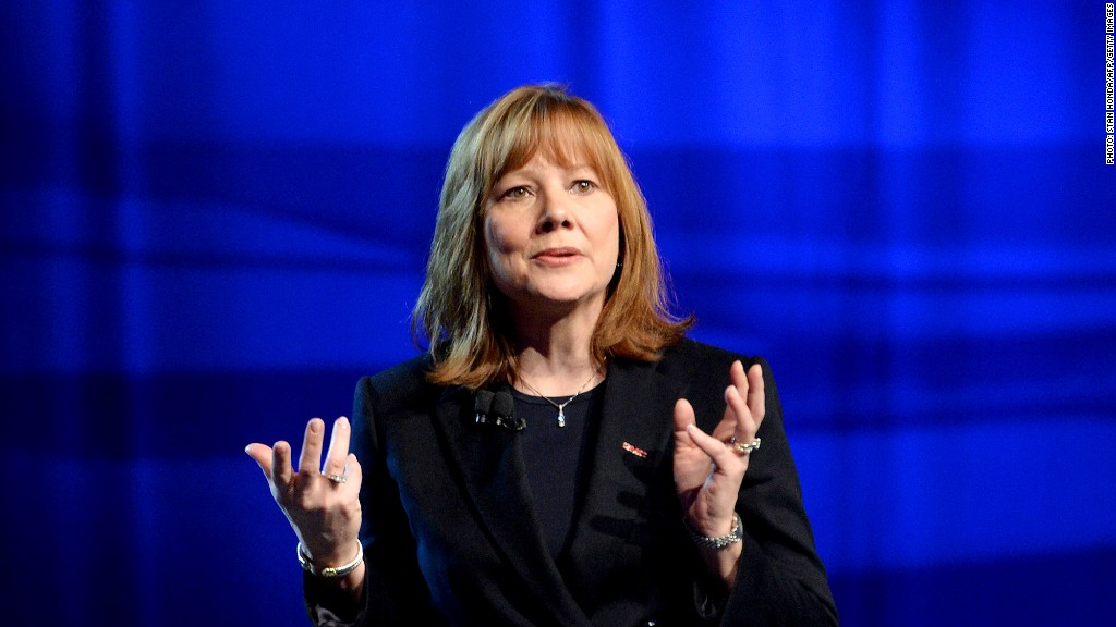 Mary Barra's make-or-break moment for GM​