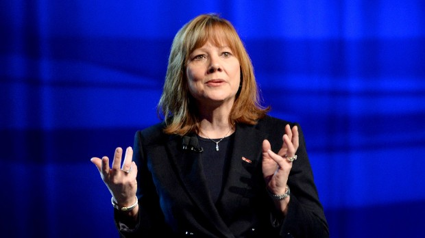 Mary Barra's make-or-break moment for GM