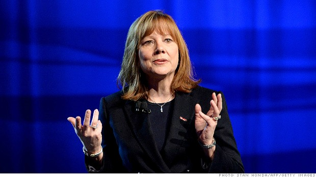 Five Questions For Mary Barra On Gm S Recall Problems