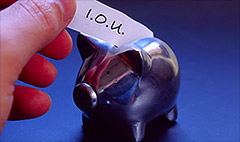 Should I take out a 401(k) loan to pay off debt?