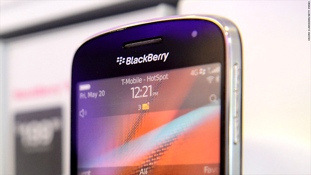 T-Mobile no longer selling BlackBerry