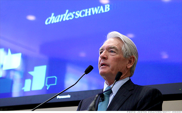 Schwab: High-speed trading is a 'growing cancer' - Apr. 3, 2014