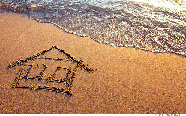vacation home sales