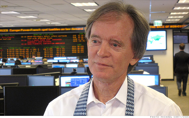 Bond king Bill Gross loves money — and cats | The Buzz
