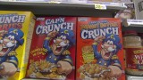 How cereal boxes are wooing kids
