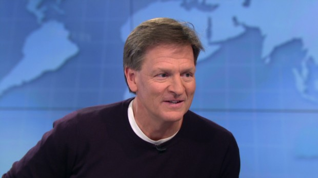 Michael Lewis: Trading 'should be cheaper'