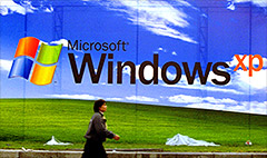 Microsoft drops Windows XP support