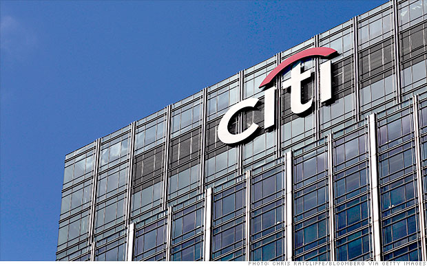 citigroup earnings