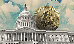 Bitcoin players knock on Washington doors